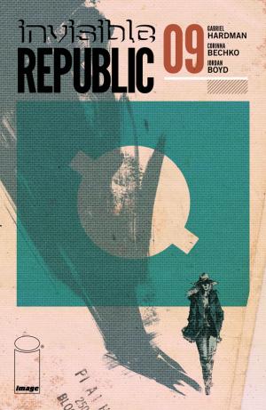 Invisible Republic #9 OCT150572