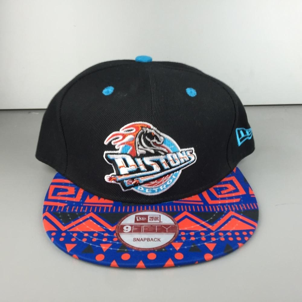 official photos 654e3 b2793 Detroit Pistons Snapback