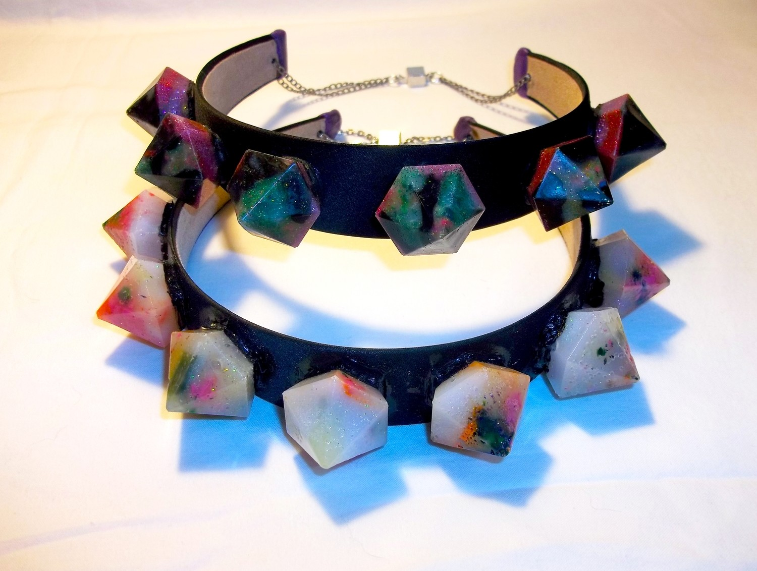Spiked Chokers