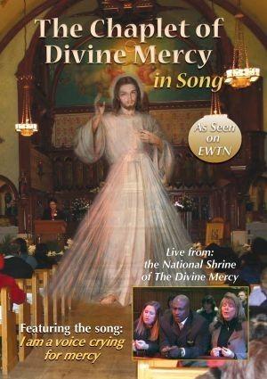 Chaplet of Divine Mercy in Song DVD