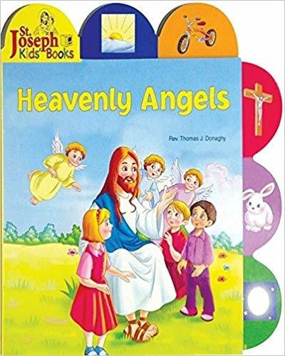 Heavenly Angels (St. Joseph Tab Book)