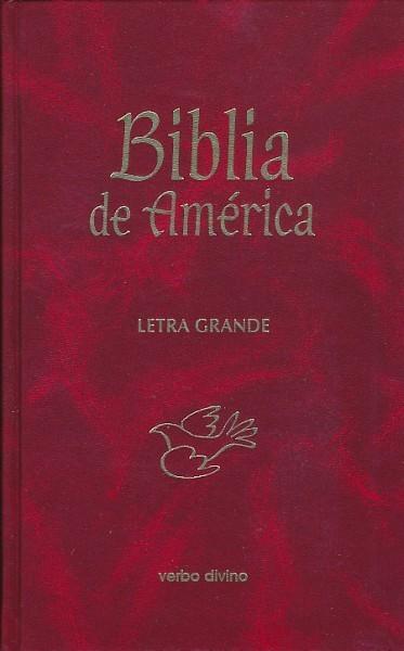 Biblia de América, letra grande