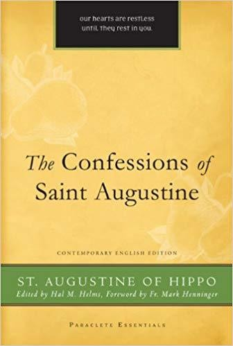 The Confessions of St. Augustine (Paraclete Essentials)