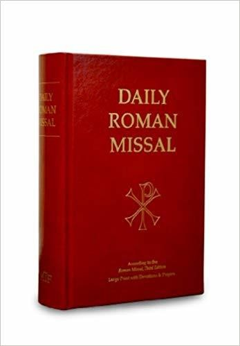 Daily Roman Missal Large Print