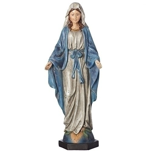 "10.25"" OUR LADY OF GRACE FIG"