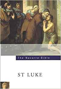 The Navarre Bible: St Luke's Gospel: Third Edition (Navarre Bible: New Testament)