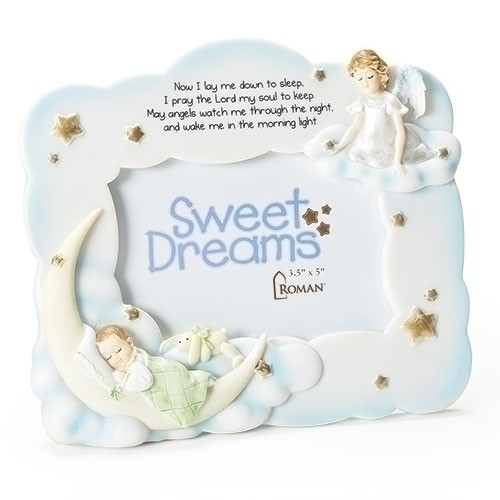 "7"" PHOTO FRAME SWEET DREAMS"