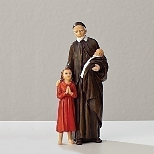 "3.5"" ST. VINCENT DE PAUL FIG"