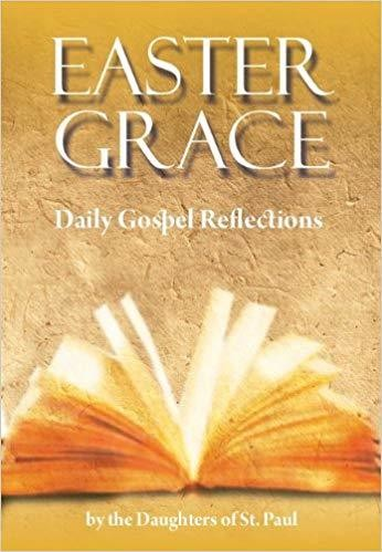 Easter Grace Book Daily Gospel