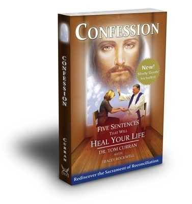 Confession: Five Sentences That Will Heal Your Life  by Dr. Tom Curran 7 DVDs