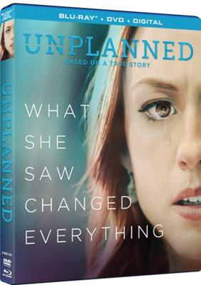 Unplanned Blu-Ray, DVD, Digital