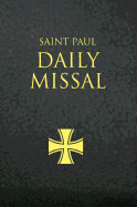 Saint Paul Daily Missal (Black)  Daughters of St Paul