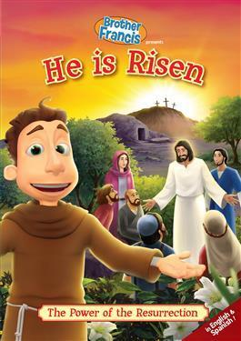 Brother Francis presents: He is Risen     The Power of the Resurrection (Episode 10)