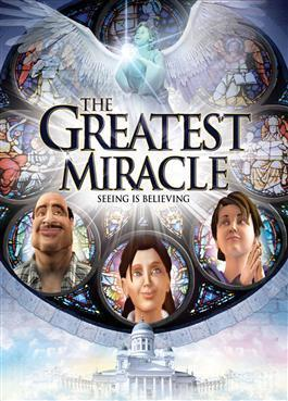 The Greatest Miracle DVD: Angels Are All Around Us