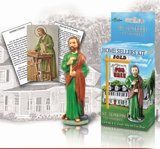 St. Joseph The Worker Home Sellers Kit