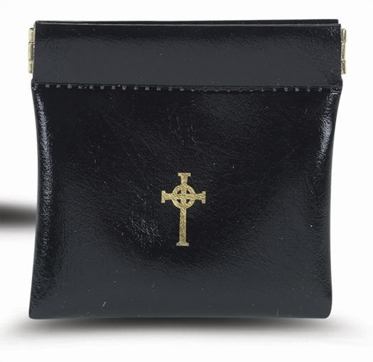 Oversized Snap Rosary Case