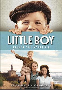 Little Boy: Believe The Impossible DVD