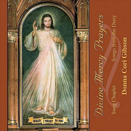 Divine Mercy Prayers CD: Donna Cori Gibson