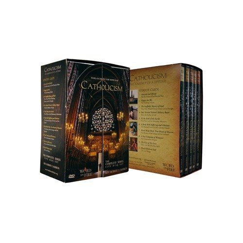 Catholicism: Complete Series, 5 DVD Set