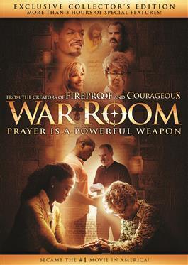 War Room: Prayer is a Powerful Weapon (Format DVD)