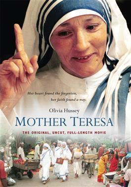 Mother Teresa: The Original, Uncut, Full-Length Movie DVD