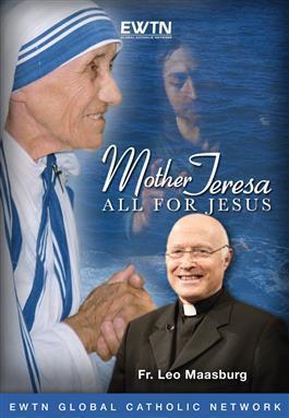 Mother Teresa All For Jesus DVD