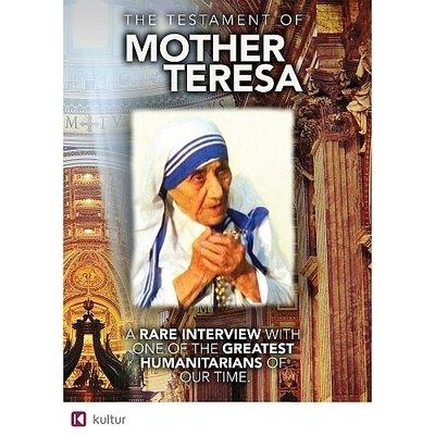 The Testament of Mother Teresa DVD