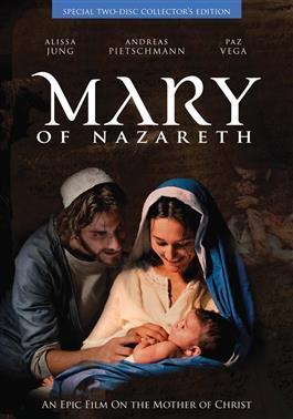 Mary of Nazareth - Special Two-Disc Collector's Edition DVD