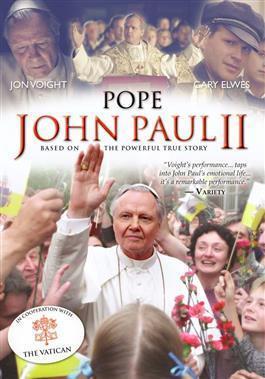 Pope John Paul II: Based on the Powerful True Story DVD