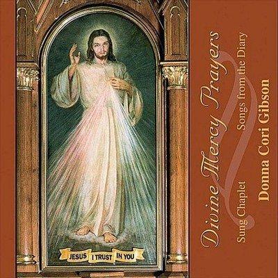 Divine Mercy Prayers CD: Donna Cori Gibson
