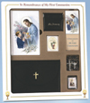 In Remembrance of My First Communion 7 PC Gift Set (Boys)