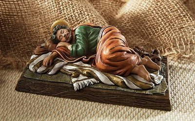 Sleeping Saint Joseph