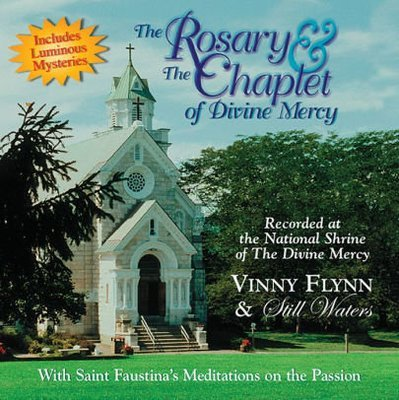 The Rosary & the Chaplet of Divine Mercy CD