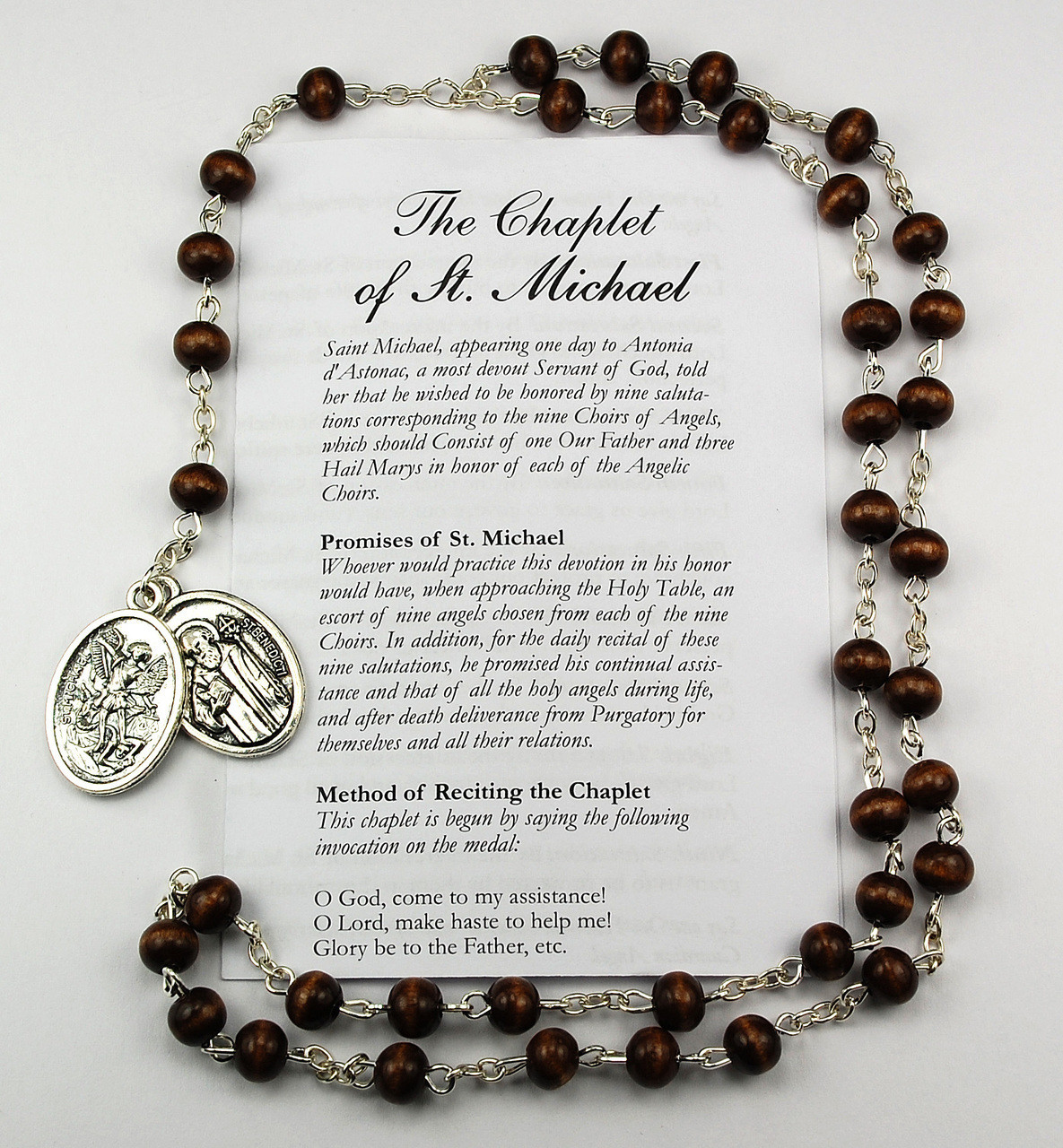 Chaplet of St. Michael