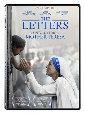 The Letters: The Untold Story of Mother Teresa (DVD + Digital HD)
