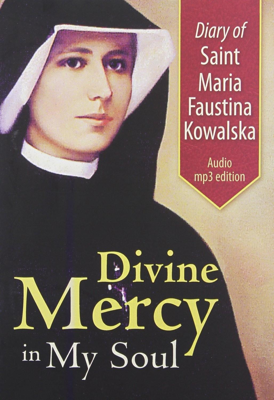 CD Diary of Saint Maria Faustina Kowalska: Divine Mercy in My Soul Audio CD MP3