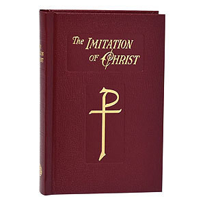 IMITATION OF CHRIST- HARDCOVER BURGUNDY