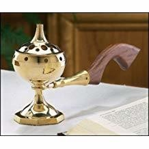 Long Handled Incense Burner