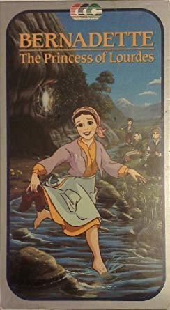 Bernadette: Princess of Lourdes