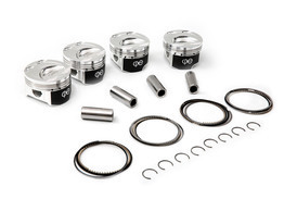 CPE MagnumDI MZR 2.3 DISI Stage2 High Compression Pistons 88mm .5mm Over Mazdaspeed 3/6 MPS 3/6 2005-2013