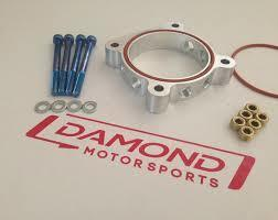 Damond Motorsports Throttle Body Spacer Mazdaspeed 3/6 MPS 3/6 2005-2013