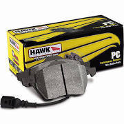 Hawk Ceramic Rear Brake Pads Mazdaspeed 3 MPS3 2006-2013