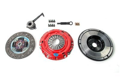 South Bend Clutch Stage 2 Daily Clutch Kit and Flywheel Mazdaspeed 3/6 MPS 3/6 2005-2013 350 ft lbs KMZDSP-HD-O