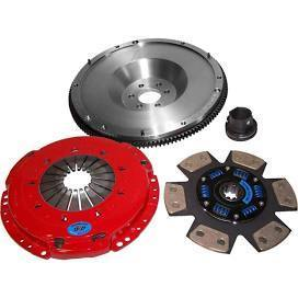 South Bend Clutch Stage 2 Drag Clutch Kit and Flywheel Mazdaspeed 3/6 MPS 3/6 2005-2013 450 ft lbs KMZDSP-HD-O