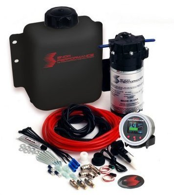 Snow Performance 210 Stage 2 The New Boost Cooler Forced Induction Water/Methanol Injection Kit with VC-50 Controller