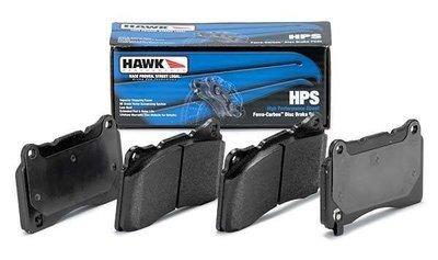 Hawk HPS Rear Brake Pads Mazdaspeed 3 MPS 3 2006-2013 HB478F.605