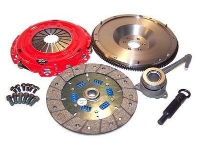 South Bend Clutch Stage 2 Endurance Clutch Kit and Flywheel Mazdaspeed 3/6 MPS 3/6 2005-2013 400 ft lbs MZDSP-HD-OCE