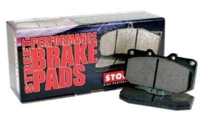 Stoptech Mazdaspeed 6 MPS 6 2005-2007 Posi-quiet Semi-Ceramic Front Brake Pads 104.11860