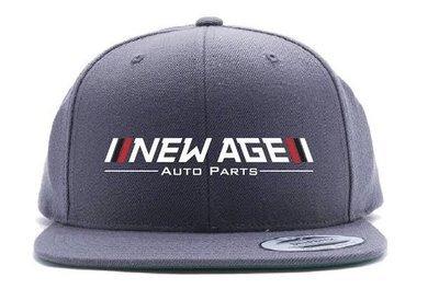 NewAgeAutoParts Snapback Hat Grey