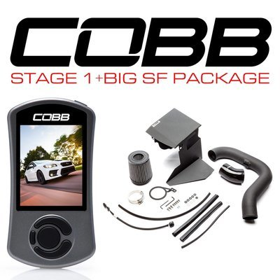 Cobb Subaru Stage 1 + Big SF Power Package WRX 2015-2018